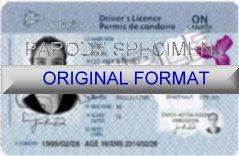 scannable ontario fake id, driving license, fakeids, ontario novelty id, fake driving license ontario